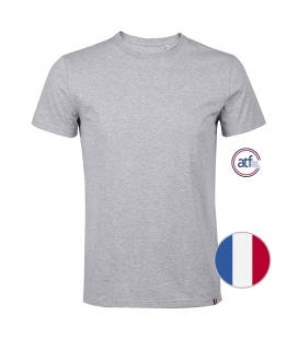 Tee-shirt homme col rond ATF LEON 150g/m² - Fabrication Française
