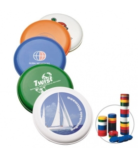 Frisbee empilable 22cm