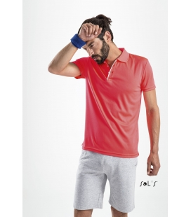 Polo sport homme SOL'S - 180g/m² - PERFORMER MEN