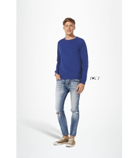 Sweat-shirt homme french terry SOL'S - 240g/m² - STUDIO MEN