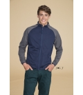 Softshell ultra light bicolore homme SOL'S - ROLLINGS MEN