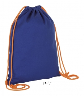 Sac a dos 100% coton SOL'S - 235g/m² - DISTRICT