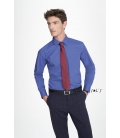 Chemise homme popeline manches longues SOL'S - BRADFORD