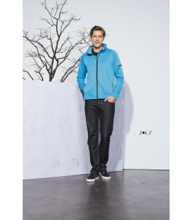 Veste homme manches raglan SOL'S - 250g/m² - NEW LOOK MEN