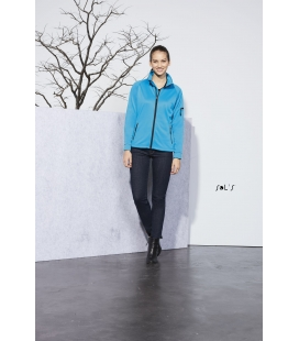 Veste femme manches raglan SOL'S - 250g/m² - NEW LOOK WOMEN