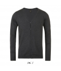 Cardigan homme col v SOL'S - GRIFFITH