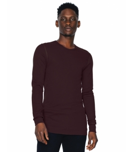 T-shirt Baby Thermal LS 180 g/m - AMERICAN APPAREL