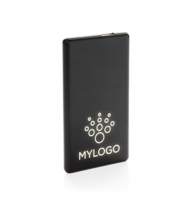 Batterie de secours 4000 mAh brillante
