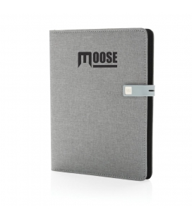 Carnet de notes A5 Kyoto avec clé USB 16Go XD Design