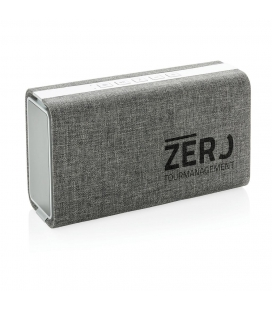 Enceinte avec powerbank Vogue XD Design