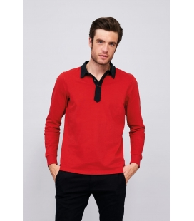 Polo rugby homme SOL'S PRESTON