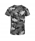 Tee-shirt homme col rond SOL'S CAMO MEN