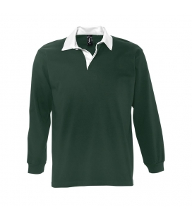 Polo rugby homme bicolore SOL'S PACK